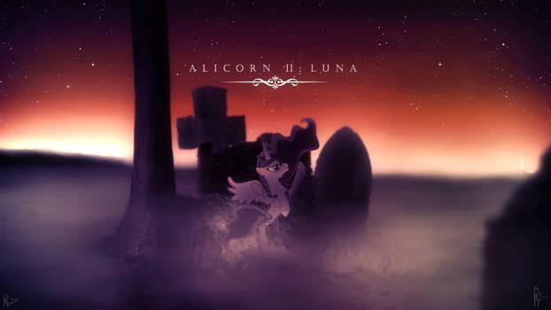 Fody/K97 ~ Alicorn II: Luna ~ Wallpaper