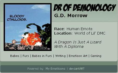 DrOfDemonology's Profile Picture