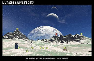 Lil' TARDIS Adventures 082