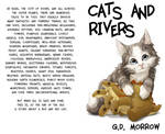 Cats and Rivers: Cover by DrOfDemonology