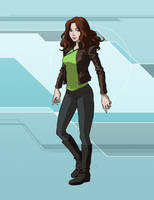 Star Trek Calypso: Cera Rigel by DrOfDemonology