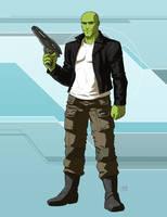 Star Trek Calypso: Jan Koor by DrOfDemonology