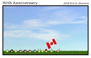 Lil' Anniversary by DrOfDemonology