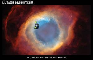 Lil' TARDIS Adventures 099 by DrOfDemonology