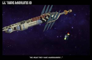 Lil' TARDIS Adventures 101 by DrOfDemonology