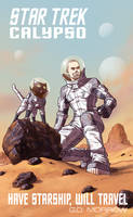 STC: Have Starship, Will Travel: Cover by DrOfDemonology