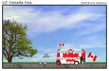 Lil' Canada Day 2019