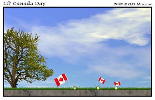 Lil' Canada Day 2020