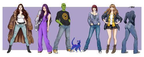 The Irregulars: Cast