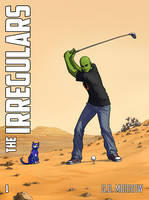 The Irregulars 1: The Antaren Incident - Cover