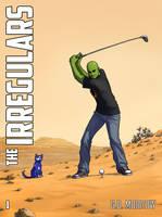 The Irregulars 1: The Antaren Incident - Cover