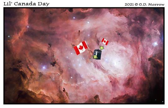 Lil' Canada Day 2021
