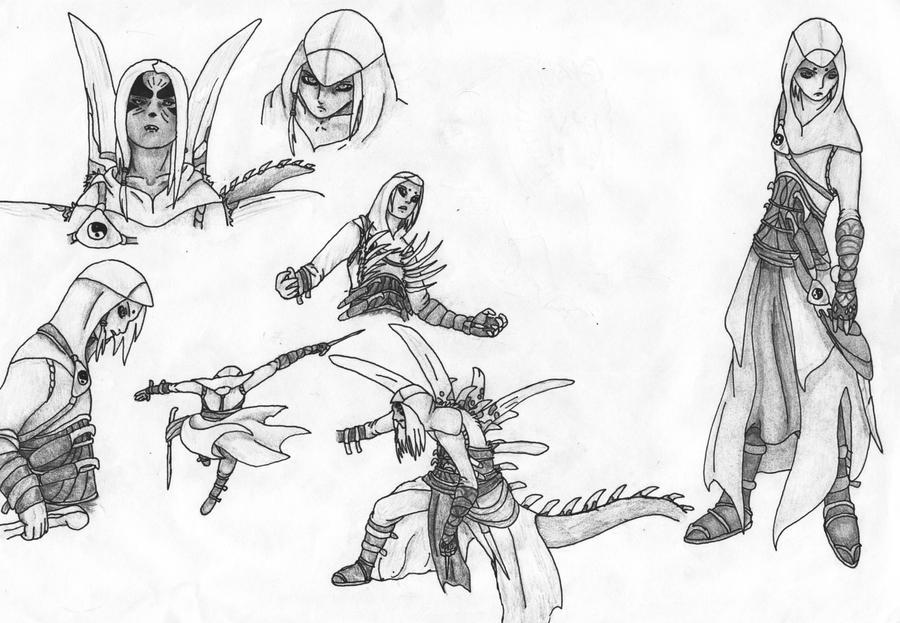 Kimimaro's Creed by DragonlordRynn