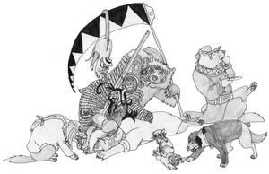 Millenium by DragonlordRynn