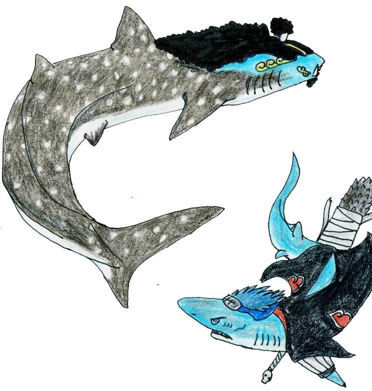 Fish battle by dragonlordrynn on deviantart for Battle fish 2