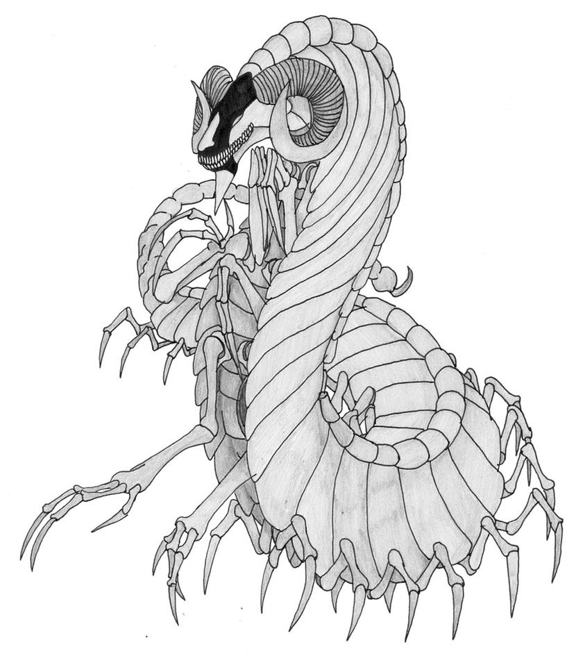 Izan Nagi | Vizard Released_hollow_mayuri_by_dragonlordrynn-d38u4ob