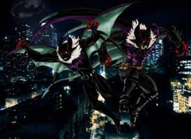 Noivernmen by DragonlordRynn