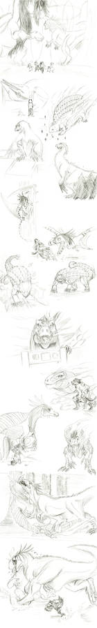 Attack on Doodles