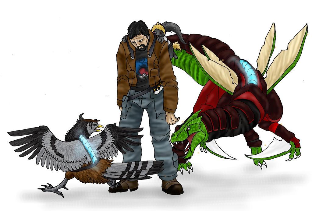 Engineer Isaac wants to battle! by DragonlordRynn