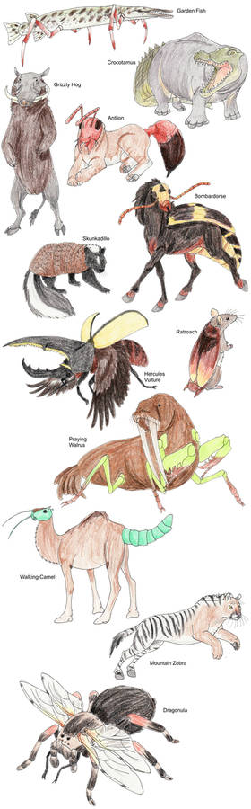 Impossible Creatures 3