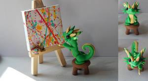 Crafty Dragon