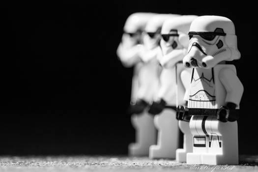 Stormtroopers Lineup