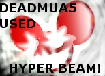Deadmau5 used hyper beam by xombiethewhimsical