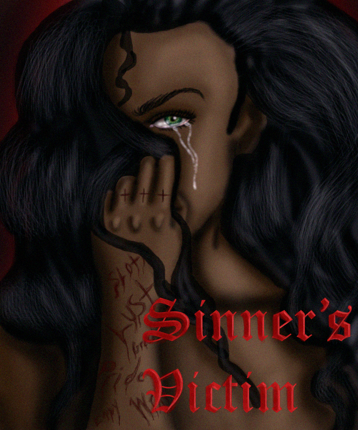 Cover for Sinner's Victim by JaqualM92