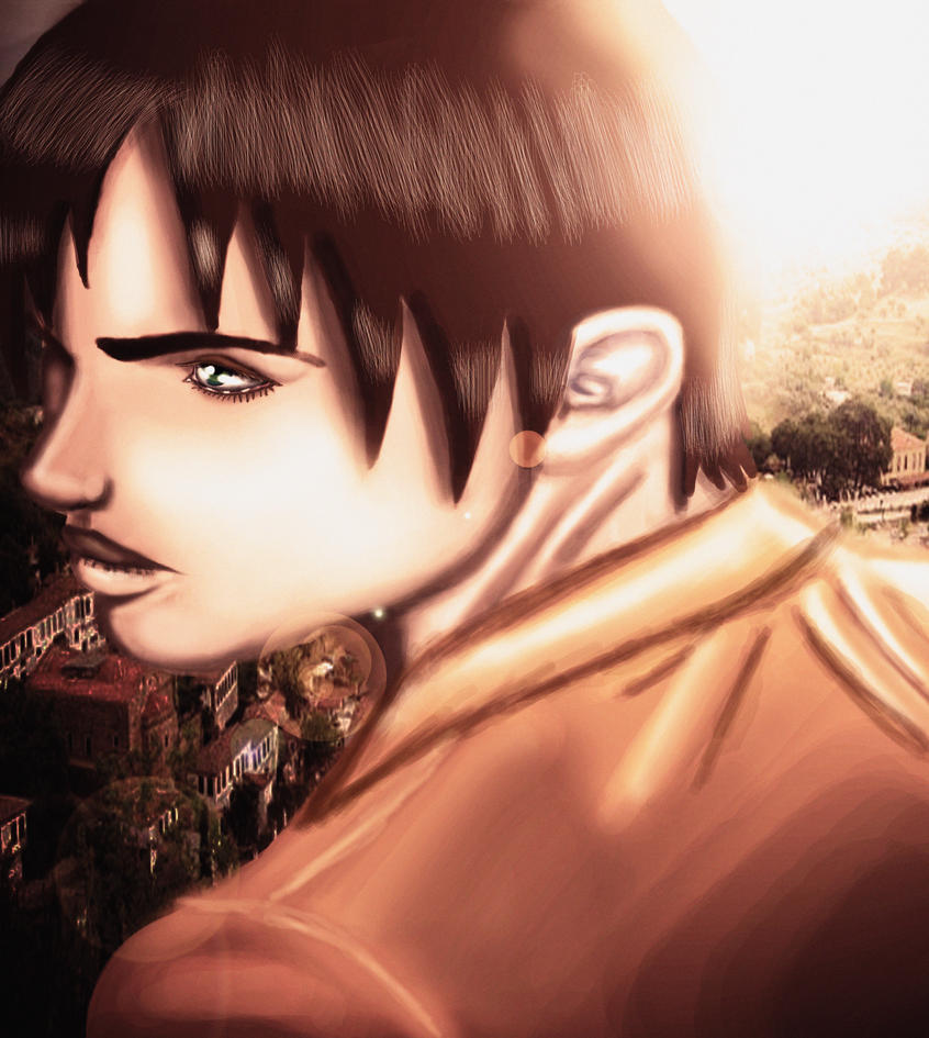 Eren Jaeger by JaqualM92