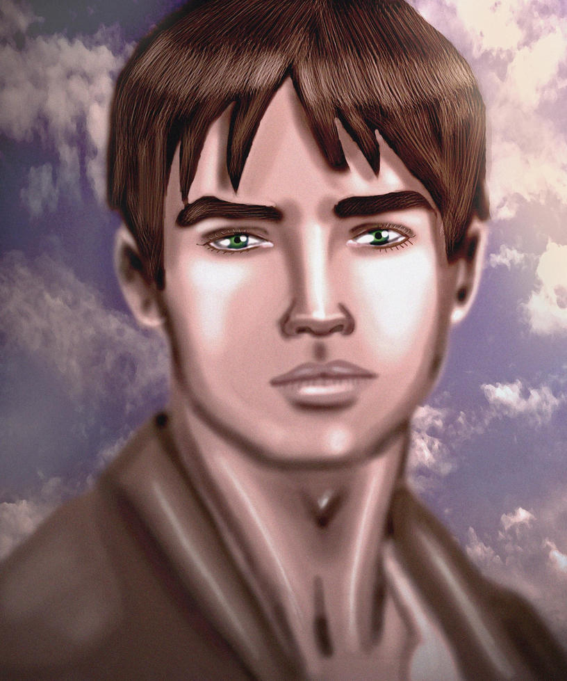 Eren by JaqualM92