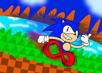 Sonic Fast by RedJelloMix