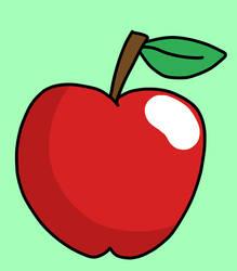 Apple by RedJelloMix