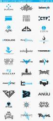 Logos 001 by seventhirtytwo