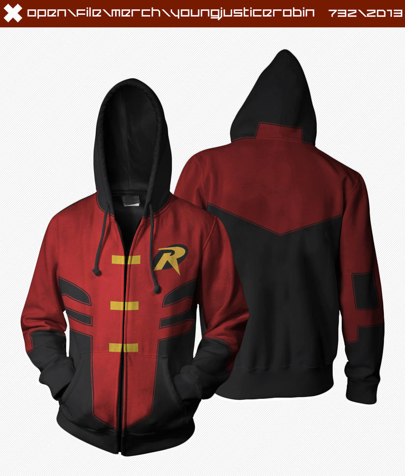 Robin Hoodie by seventhirtytwo