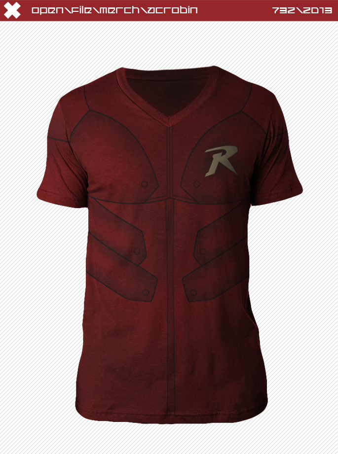 Robin Shirt by seventhirtytwo
