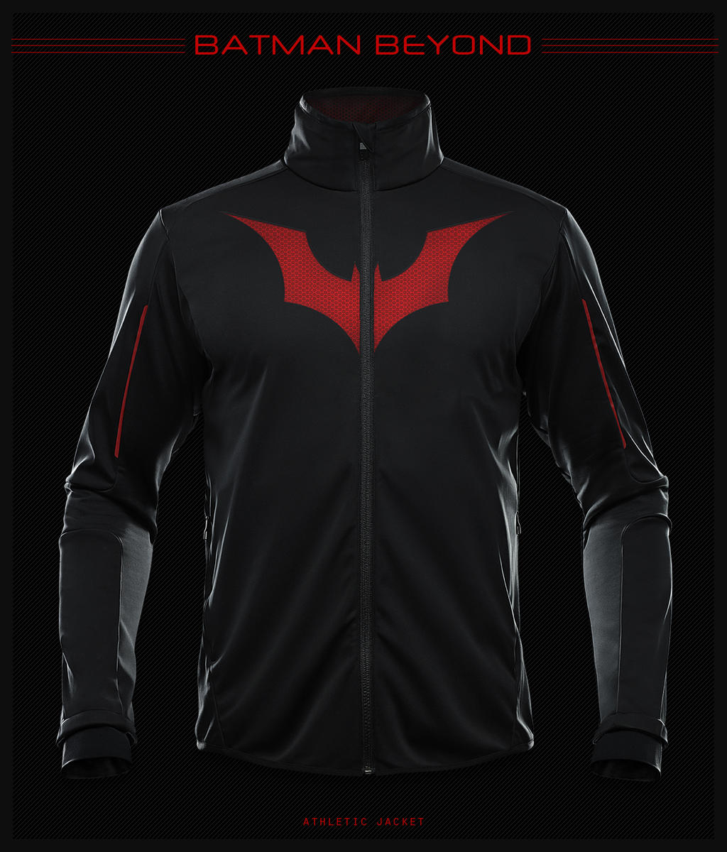 Batman Beyond Jacket by seventhirtytwo