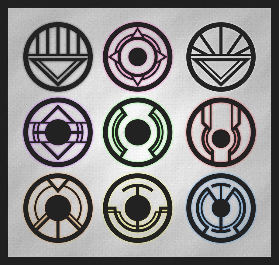 EVO Lantern Symbols by seventhirtytwo