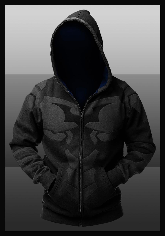 Batman Hoodie [PAK Variant] by seventhirtytwo
