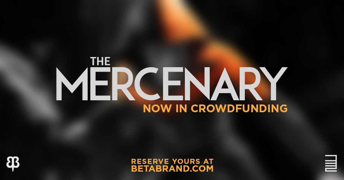 The Mercenary by seventhirtytwo