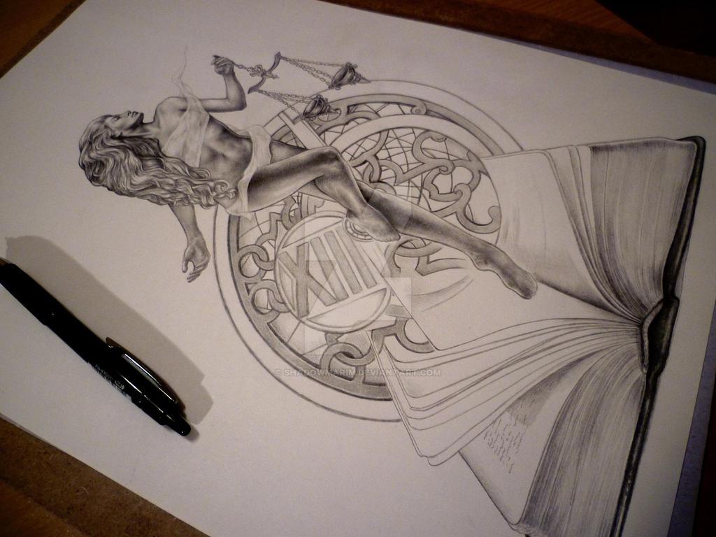 in progress by shadowmarim