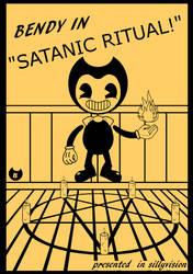 Bendy In Satanic Ritual by PatrickJac