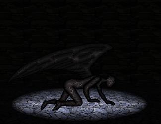 Fallen Angel by PatrickJac
