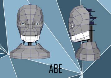THE IDEALIST - ABE concept art by PatrickJac