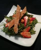 Cajun Strawberry Salad by PrYmO-ART