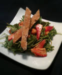 Cajun Strawberry Salad