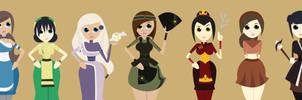 The Ladies of Avatar