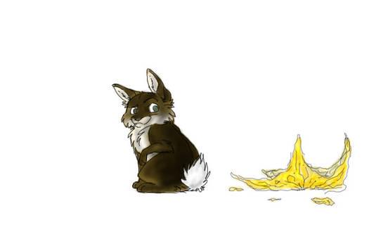 Not So Chocolate Bunny