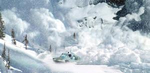 SPV - Racing the avalanche