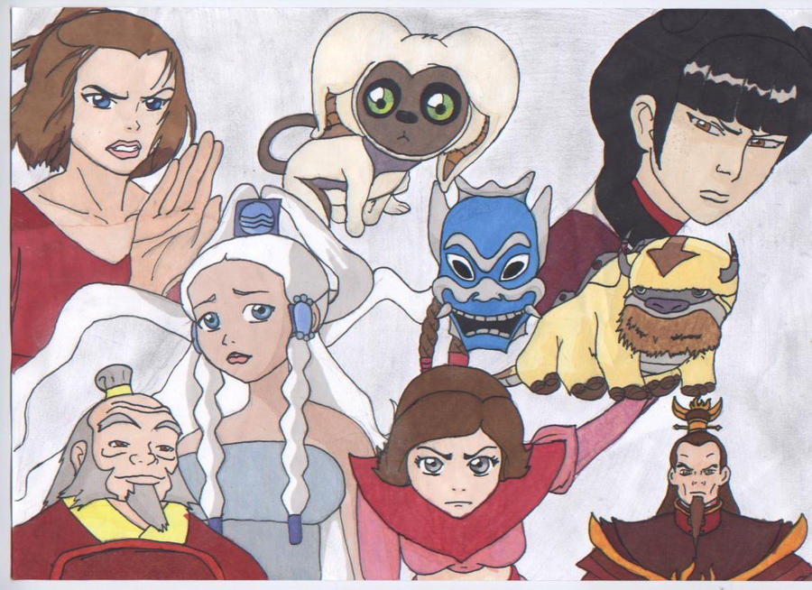 Avatar the Last Airbender Season 01 Episodes - Watch
