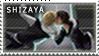 Shizaya stamp